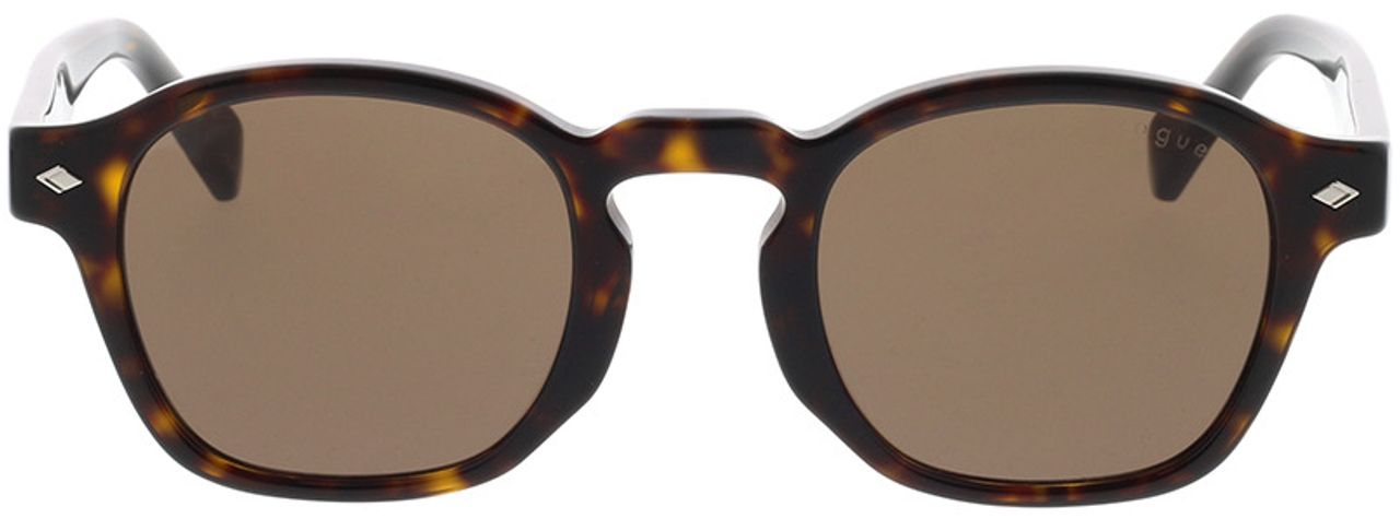 Picture of glasses model Vogue VO5329S W65673 48-24 in angle 0