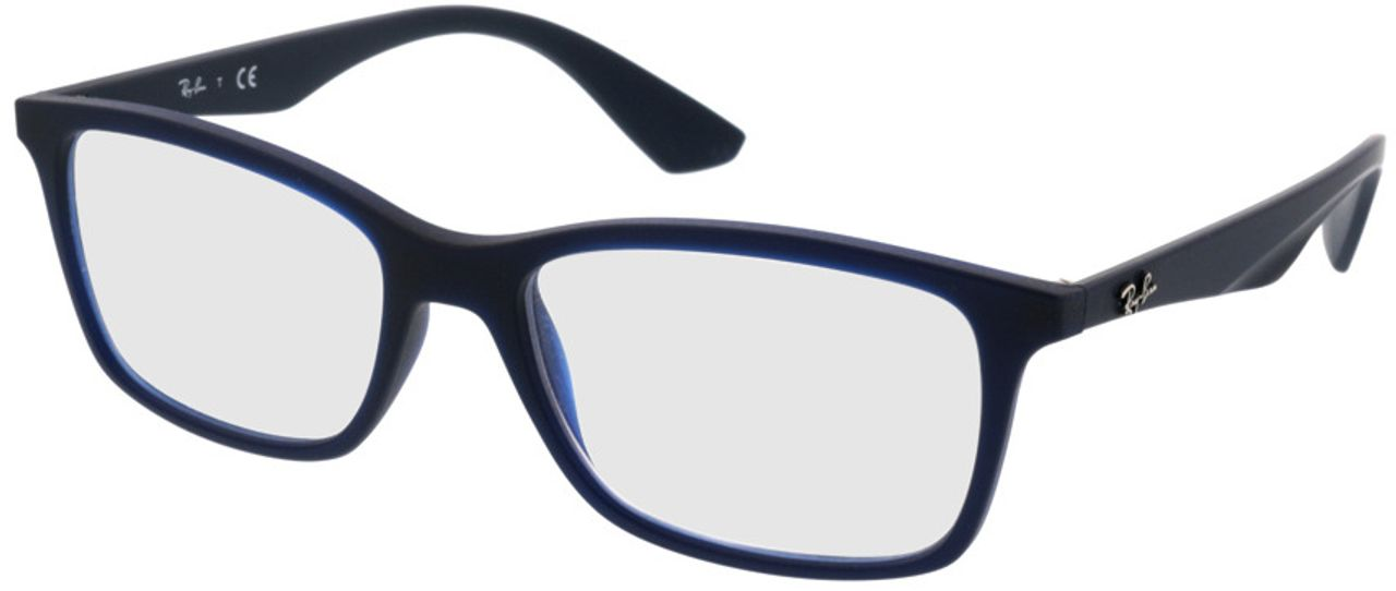 Picture of glasses model Ray-Ban RX7047 5450 54-17 in angle 330