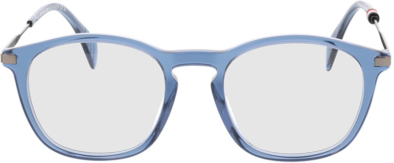 Picture of glasses model Tommy Hilfiger TH 1584 GEG 48-19 in angle 0
