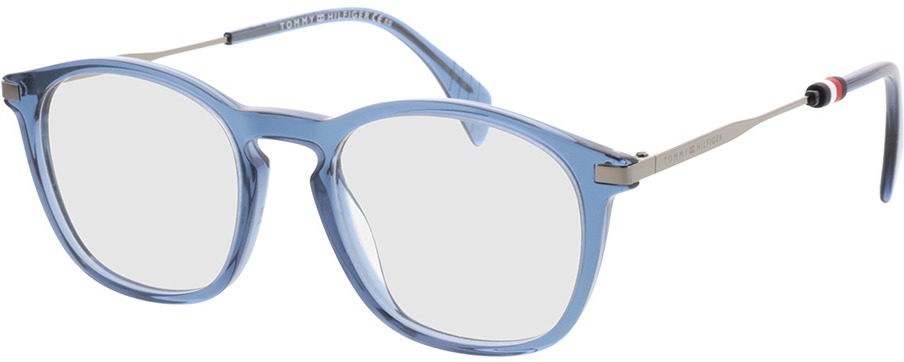 Picture of glasses model Tommy Hilfiger TH 1584 GEG 48-19 in angle 330
