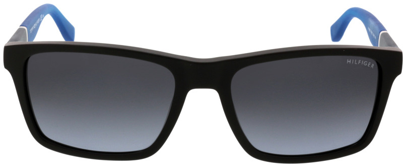 Picture of glasses model Tommy Hilfiger TH 1405/S T9T 56 18 in angle 0