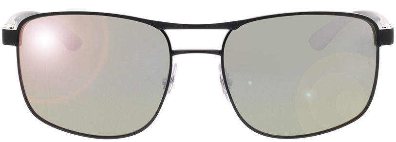 Picture of glasses model Ray-Ban RB3660CH 186/5J 58-18 in angle 0