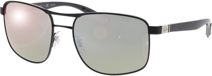 Picture of glasses model Ray-Ban RB3660CH 186/5J 58-18 in angle 330