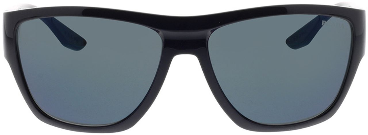 Picture of glasses model Prada Linea Rossa PS 08VS VY701G 59-16 in angle 0