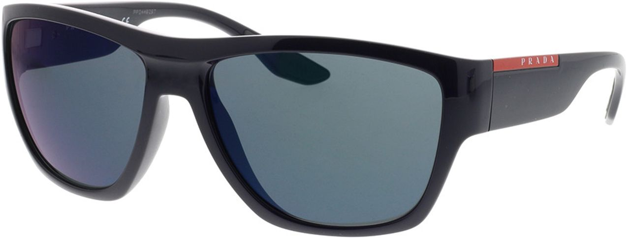 Picture of glasses model Prada Linea Rossa PS 08VS VY701G 59-16 in angle 330