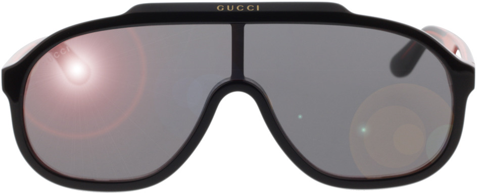 Picture of glasses model Gucci GG1038S-001 99-16 in angle 0