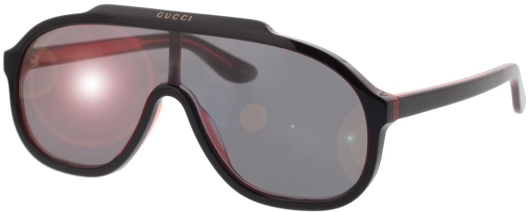 Picture of glasses model Gucci GG1038S-001 99-16 in angle 330