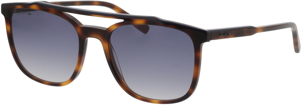 Picture of glasses model Lacoste L924S 218 55-19 in angle 330
