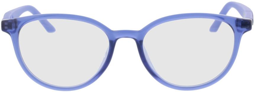 Picture of glasses model Puma PU0346O-002 52-17 in angle 0
