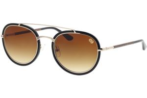Sunglasses Breitenstein walnut/gold 52-22