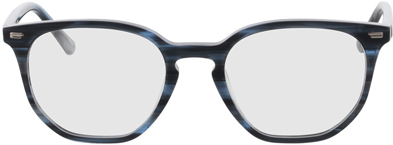 Picture of glasses model Addison blauw-gevlekt in angle 0