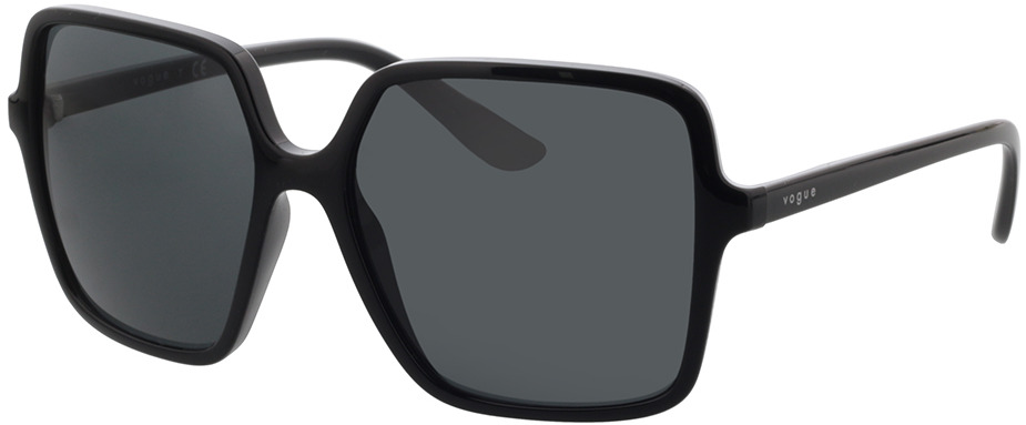 Picture of glasses model Vogue VO5352S W44/87 56-18 in angle 330