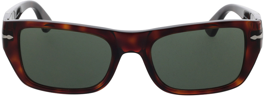 Picture of glasses model Persol PO3268S 24/31 53-20 in angle 0