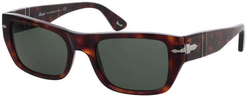 Picture of glasses model Persol PO3268S 24/31 53-20 in angle 330