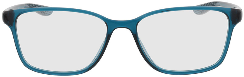 Picture of glasses model Nike NIKE 7027 405 53-15 in angle 0