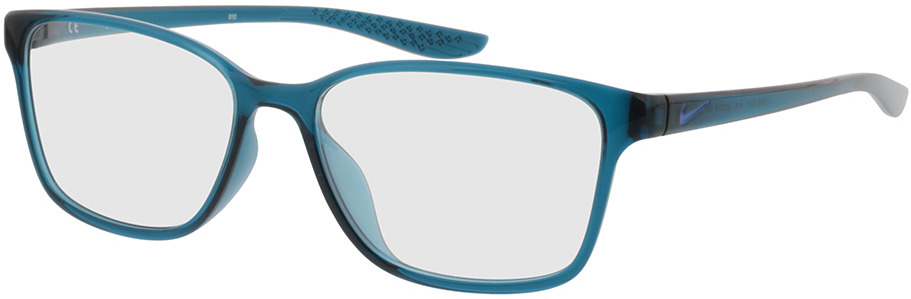 Picture of glasses model Nike NIKE 7027 405 53-15 in angle 330