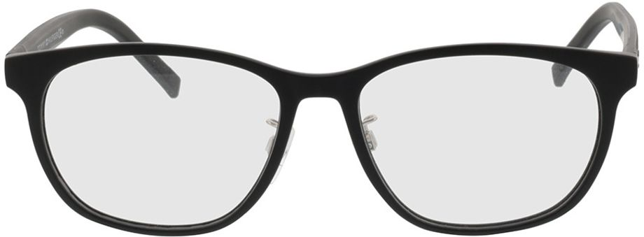 Picture of glasses model Tommy Hilfiger TH 1793/F 003 56-17 in angle 0