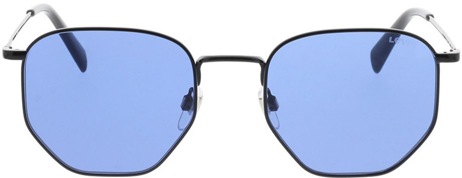 Picture of glasses model Levi's LV 1004/S 08A 51-20 in angle 0