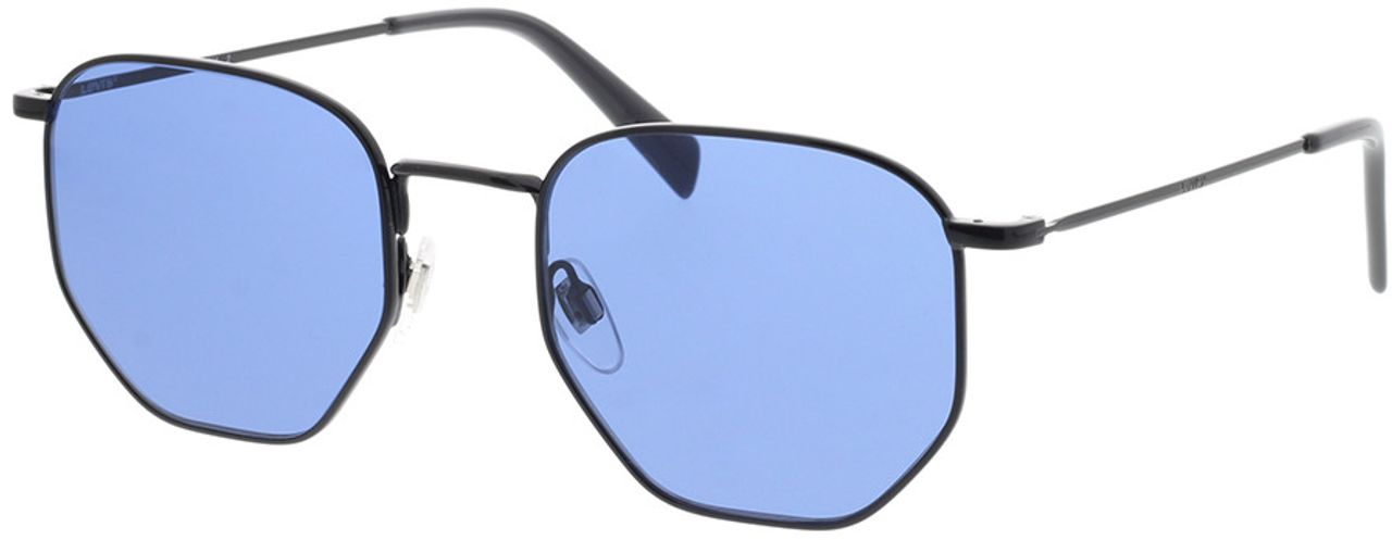 Picture of glasses model Levi's LV 1004/S 08A 51-20 in angle 330
