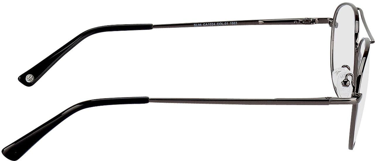 Picture of glasses model Glendale-gun in angle 90