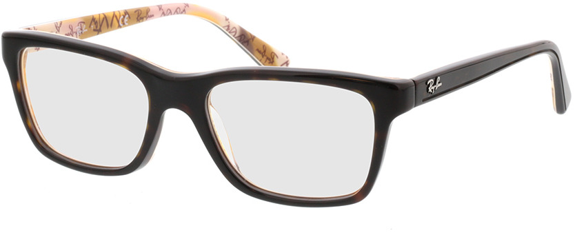 Picture of glasses model Ray-Ban Junior RY1536 3802 48-16 in angle 330