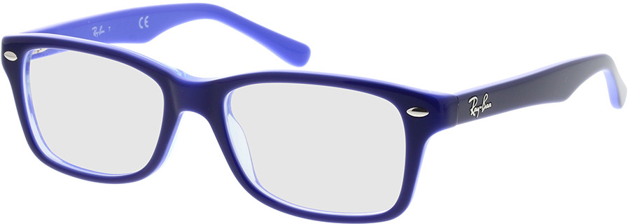 Picture of glasses model Ray-Ban Junior RY1531 3839 48-16 in angle 330