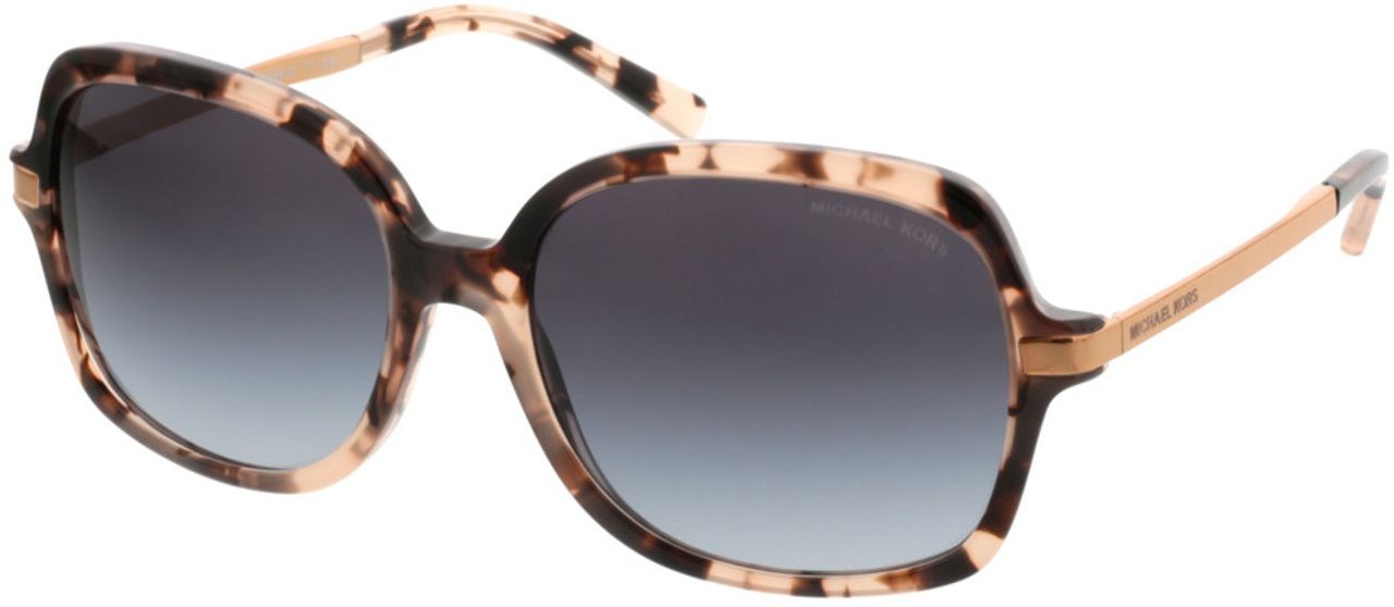 Picture of glasses model Michael Kors Adrianna Ii MK2024 316213 57-16 in angle 330