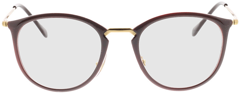 Picture of glasses model Ray-Ban RX7140 5971 49-20 in angle 0