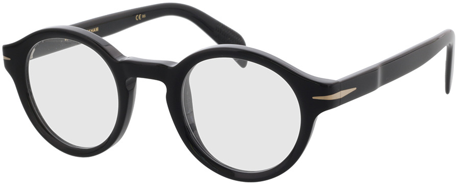 Picture of glasses model David Beckham DB 7051 2M2 44-24 in angle 330