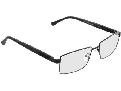 Brille Edmonton-schwarz