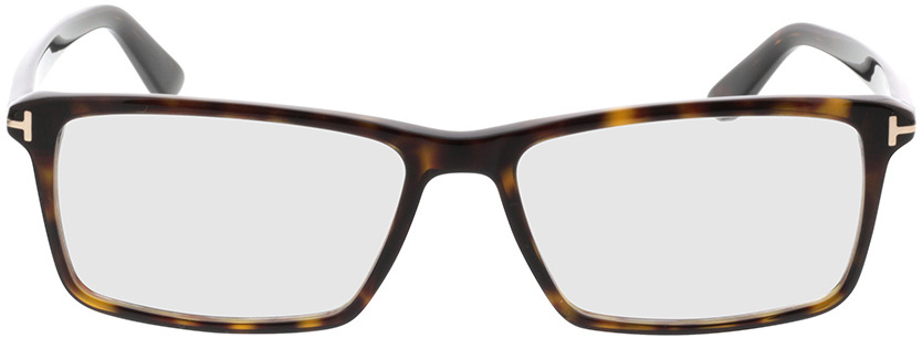 Picture of glasses model Tom Ford FT5408 052 in angle 0
