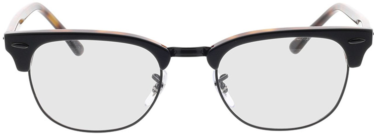 Picture of glasses model Ray-Ban Clubmaster RX5154 5909 51-21 in angle 0