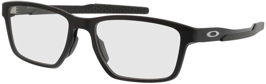 Picture of glasses model Oakley Metalink OX8153 01 55-17 in angle 330