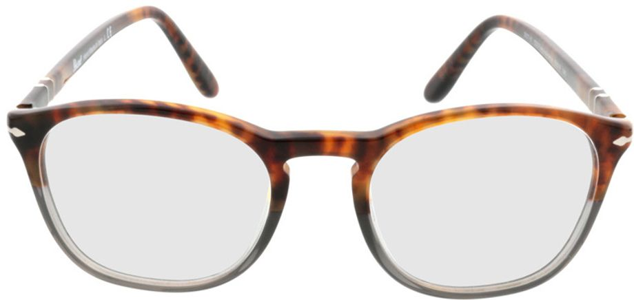 Picture of glasses model Persol PO3007V 1023 50-19 in angle 0