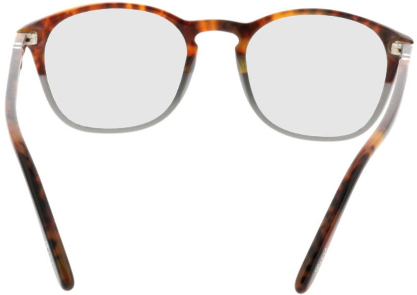 Picture of glasses model Persol PO3007V 1023 50-19 in angle 180