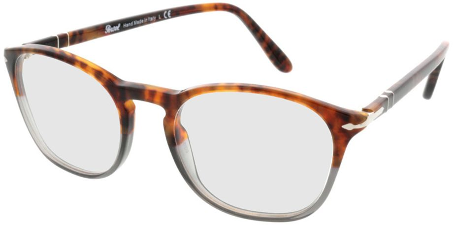 Picture of glasses model Persol PO3007V 1023 50-19 in angle 330