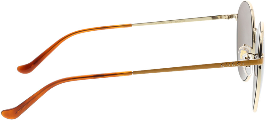 Picture of glasses model Gucci GG0574SK-004 55-20 in angle 90