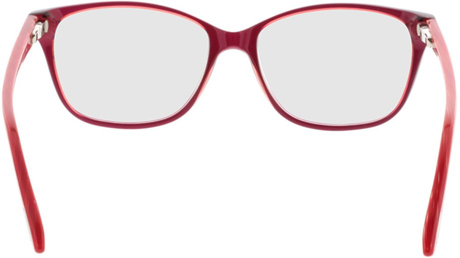 Picture of glasses model Tom Ford FT5293 077 in angle 180