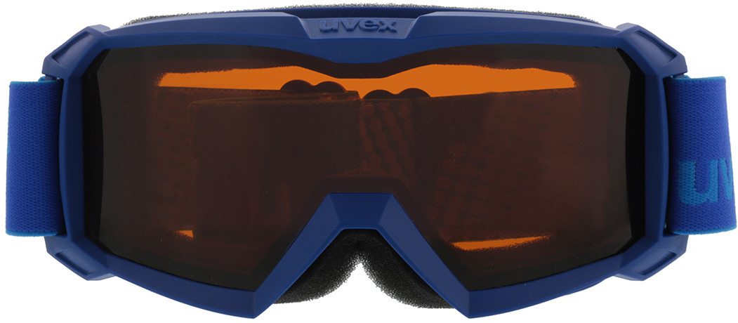 Picture of glasses model Uvex Skibril Flizz LG blauw in angle 0