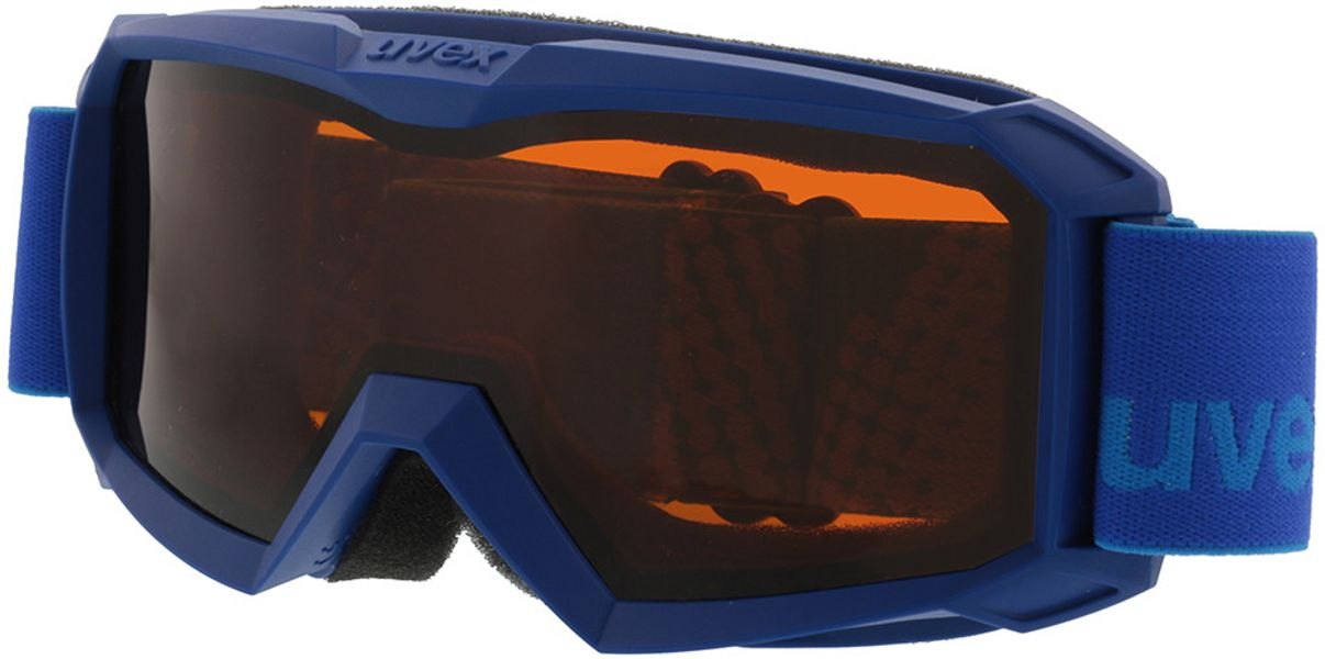 Picture of glasses model Uvex Skibrille Flizz LG blue in angle 330