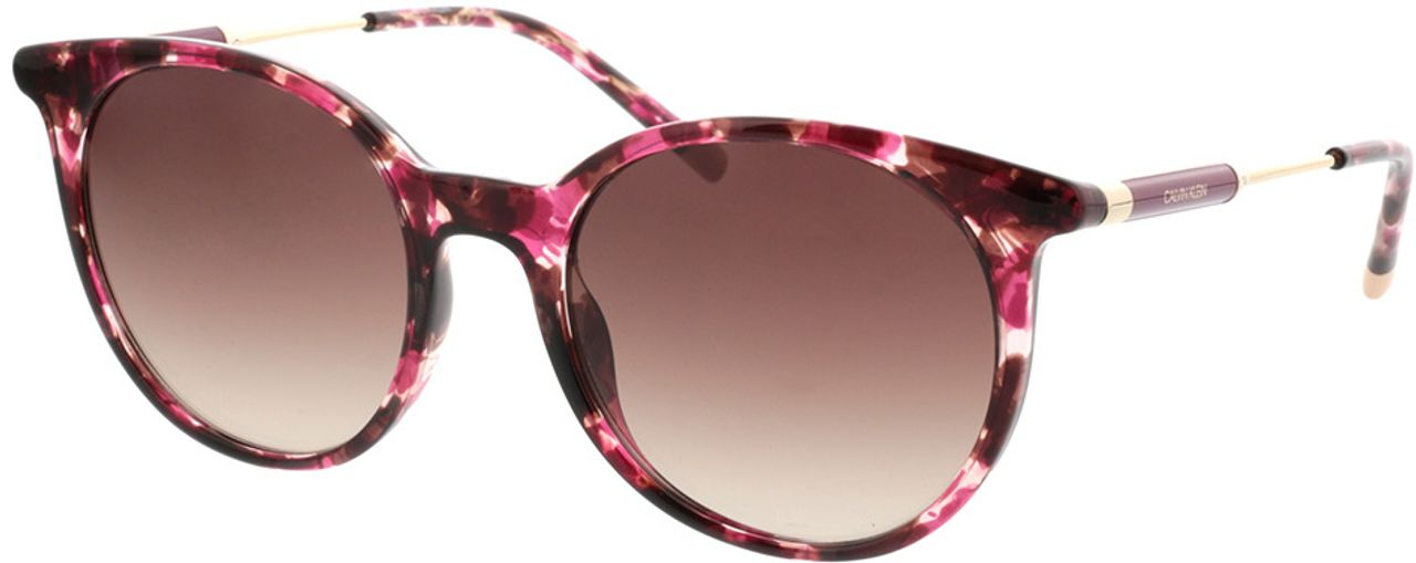 Picture of glasses model Calvin Klein CK36514 528 54-20 in angle 330