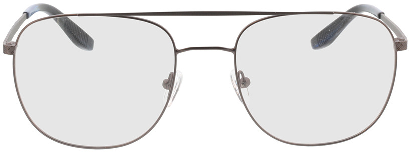 Picture of glasses model Atlas-anthracite/bleu horn in angle 0