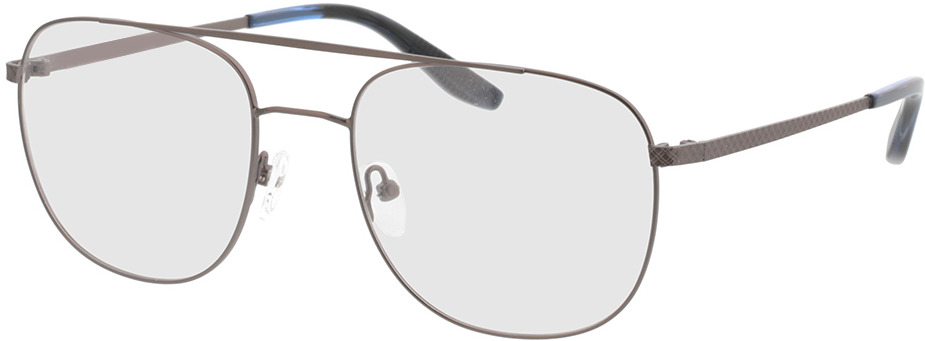 Picture of glasses model Atlas-anthracite/bleu horn in angle 330