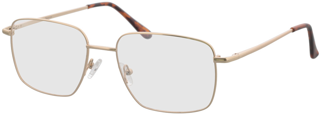 Picture of glasses model Spencer-gold in angle 330