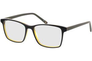 Marzio-schwarz transparent gelb