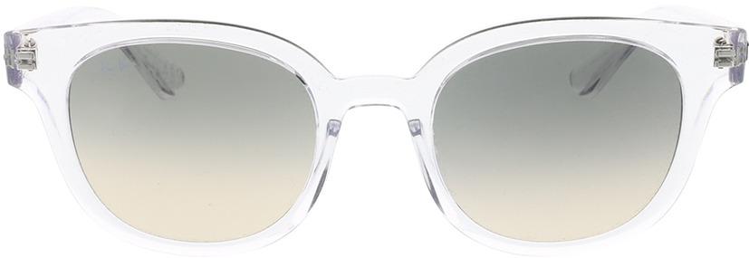 Picture of glasses model Ray-Ban RB4324 644732 50-21 in angle 0