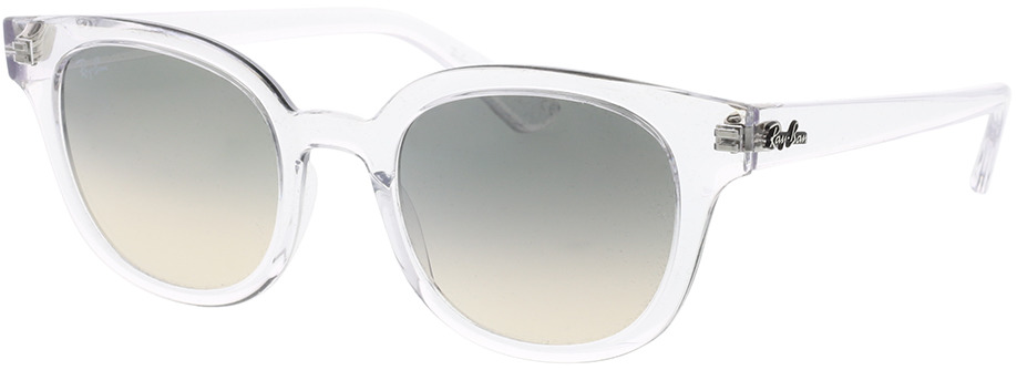 Picture of glasses model Ray-Ban RB4324 644732 50-21 in angle 330