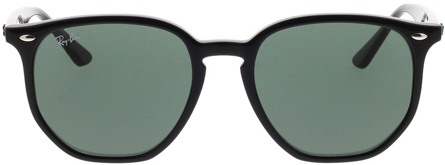 Picture of glasses model Ray-Ban RB4306 601/71 54-19 in angle 0