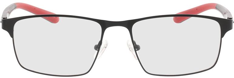 Picture of glasses model Pitane-matt schwarz in angle 0