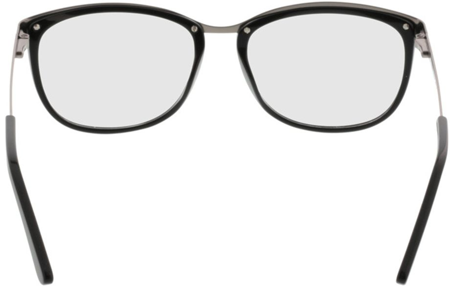 Picture of glasses model Comma70006 32 schwarz/silber 52-16 in angle 180